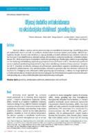 prikaz prve stranice dokumenta Utjecaj dodatka antioksidanasa na oksidacijsku stabilnost goveđeg loja