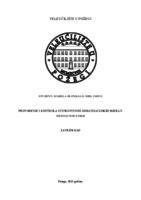prikaz prve stranice dokumenta PROVOĐENJE I KONTROLA UČINKOVITOSTI DERATIZACIJSKIH MJERA  U MESNOJ INDUSTRIJI